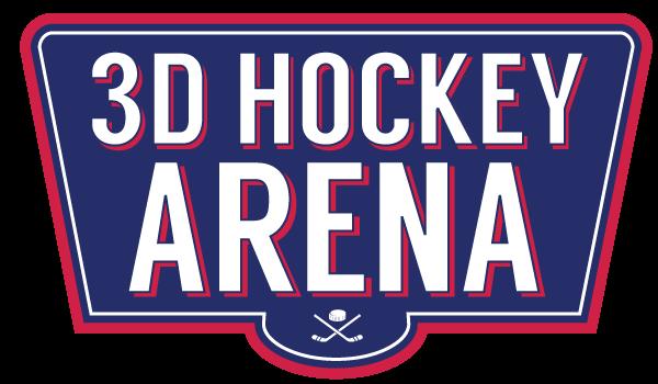 3D Hockey Arenas